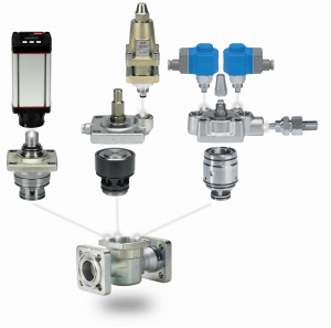 Danfoss introduces the ICV (H)A4A control valve with flanges, the full replacement for all common flanged control valves on the market.