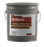 A roller-grade version of PROSOCO's R-Guard FastFlash fluid-applied flashing membrane is now available.
