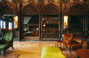 Roman and Williams Buildings and Interiors, New York, provided the project's interior design, including furniture, fixtures and equipment for hotel rooms, public spaces and restaurants.