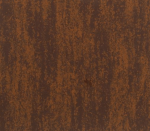 McElroy Metal has made available Cor-Ten AZP Raw, which offers the look of aged or weathered roofing and cladding, similar to rusted metal