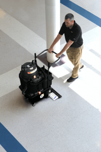 Some major retailers that have had to grapple with this winter floor problem for years are now turning to machines specifically designed to quickly clean up spills and moisture from floors, leaving floors dry without spreading harmful bacteria.