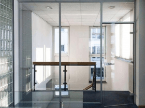 C.R. Laurence has introduced its Fallbrook XL Series Office Partition System.