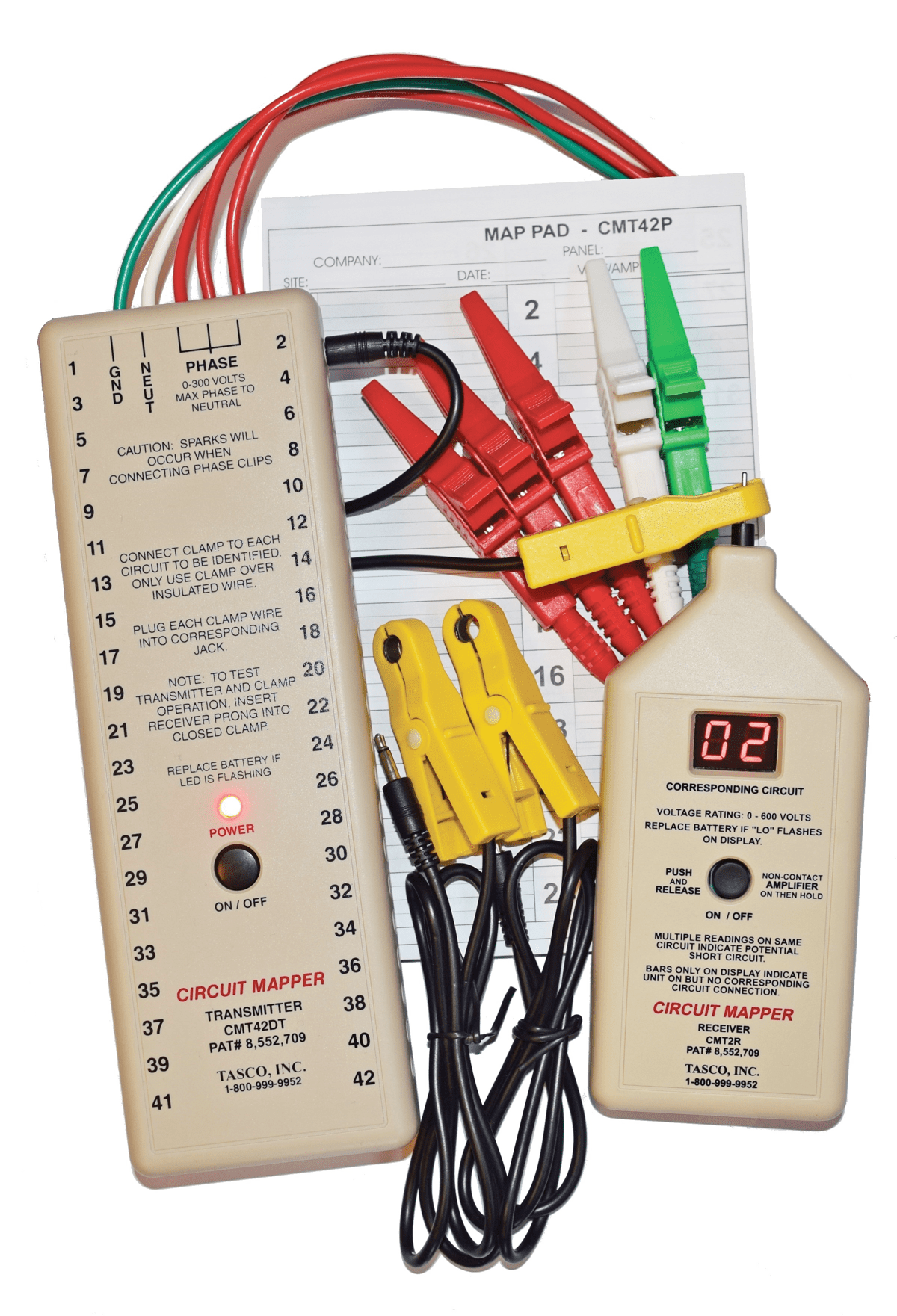 The only way to ensure regulatory compliance and construction safety is  with a workable circuit mapping