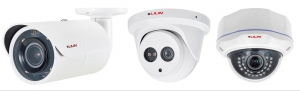 LILIN Americas has expanded its surveillance camera family with three new AHD models featuring 1080p/1280H resolution, a remote auto-focus 2.8- to 8-millimeter lens, and long transmission distances.
