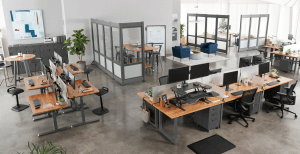 With low levels of unemployment and talent in high demand, companies must offer an appealing space to encourage employee recruitment and retention. Perhaps even more importantly, smart business owners are beginning to see that office and workspace design is not just an expense, it is a tangible contributor to the bottom line.