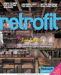 March-April issue of retrofit
