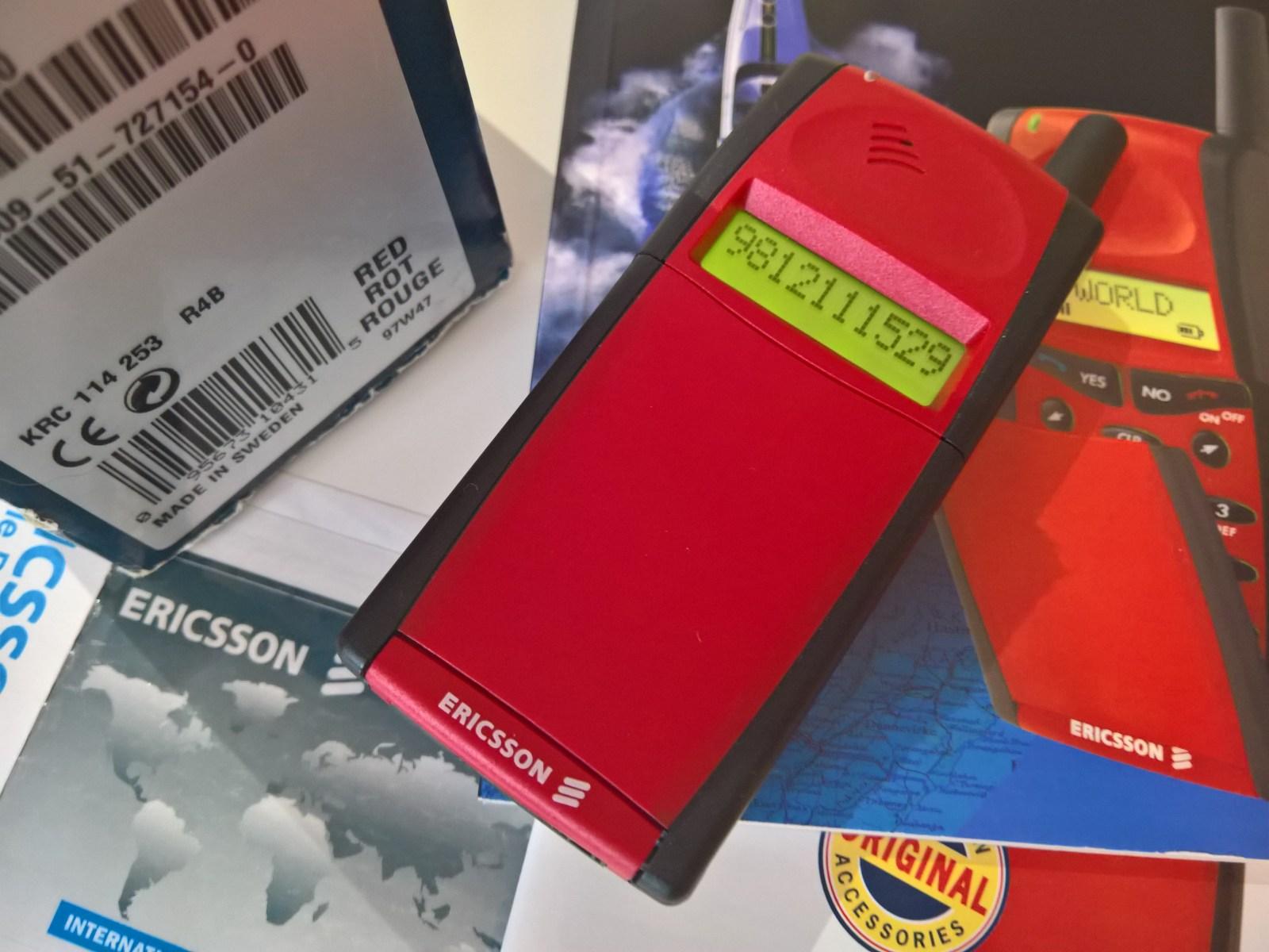 Ericsson GF768