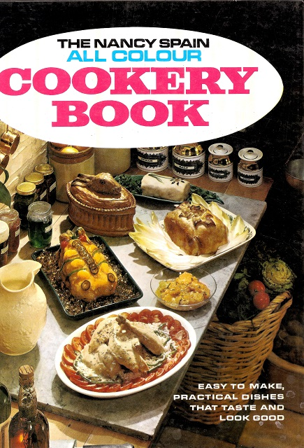 Nancy Spain All Colour Cookery Book 001