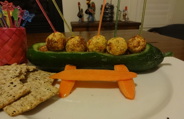Cucumber Boat 4