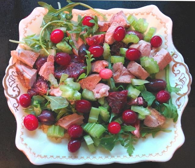Festive Duck Salad2
