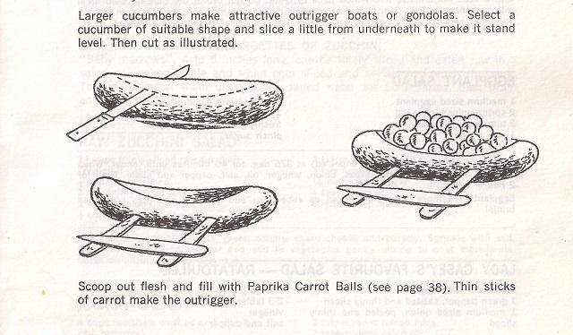 Cucumber Catamaran