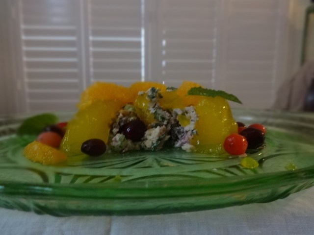 Surprise Orange and Chicken Salad2