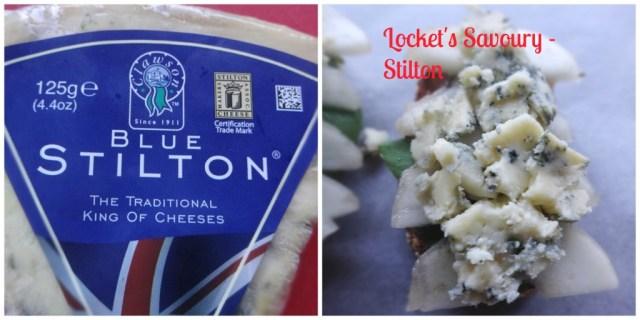 Locket's Savoury - Stilton