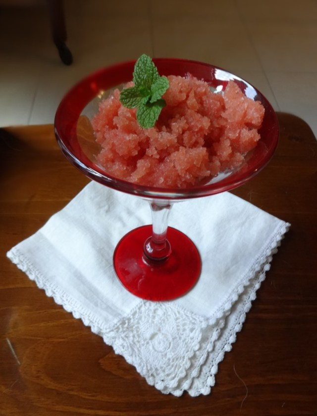 Frosted Tomato Cocktail 2