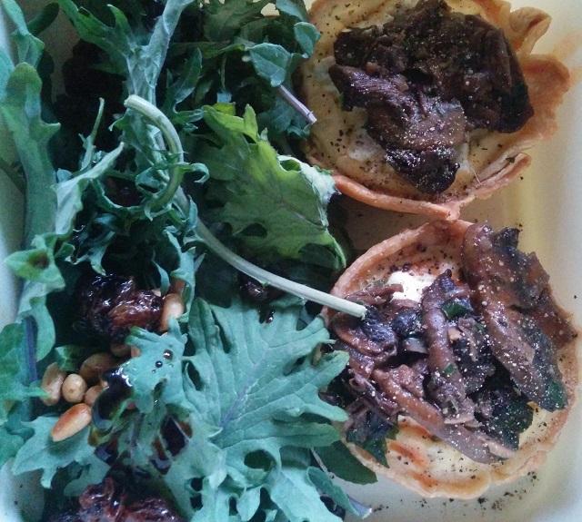 Kale Agrodolce