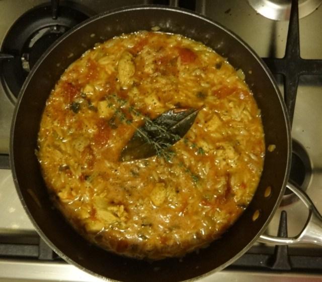 Libyan Chicken Soup2