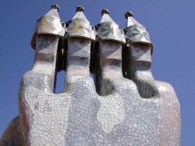 Gaudi Barcelona1