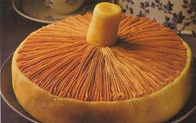 Mushroom Cake - Original