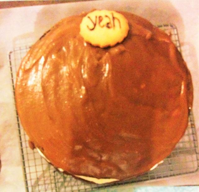 Beatles Cake 2