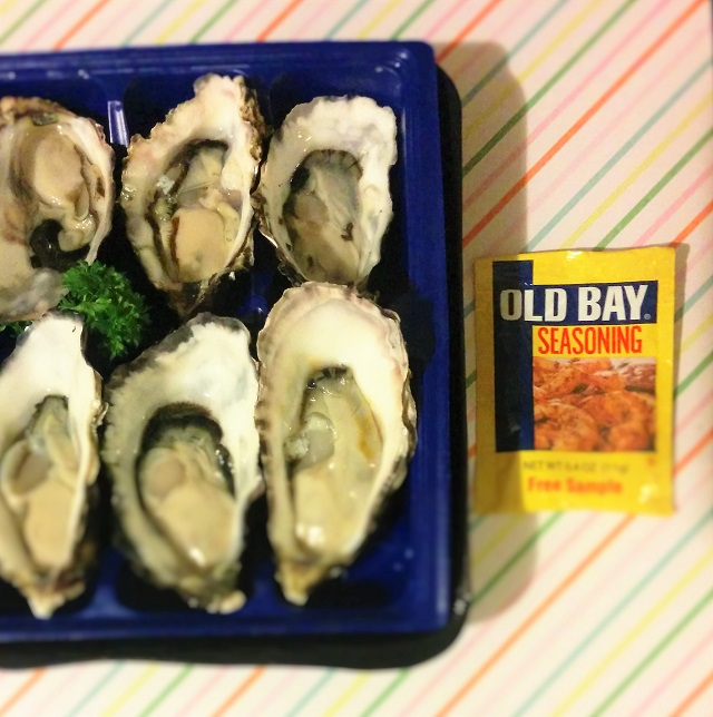 Old Bay Oysters