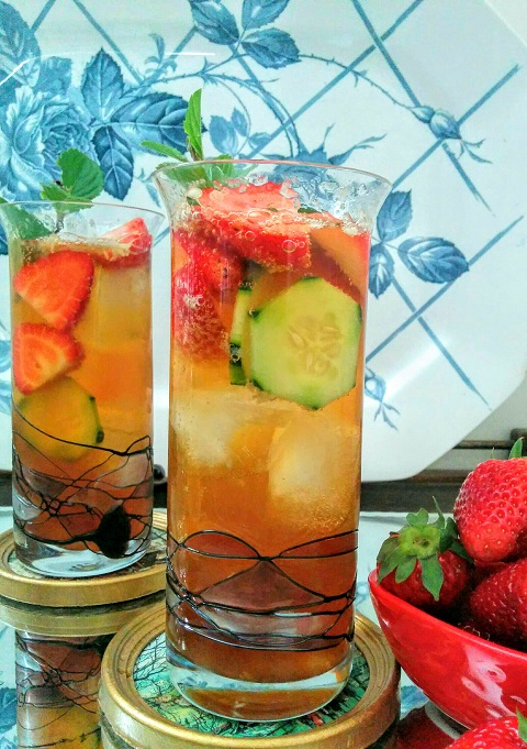 The Dishiest Dish – Summer Punch Cup