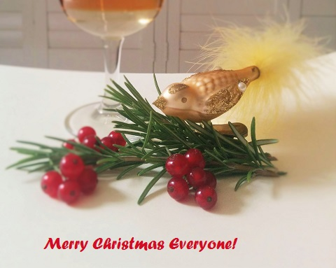 Christmas Cocktail – The Partridge