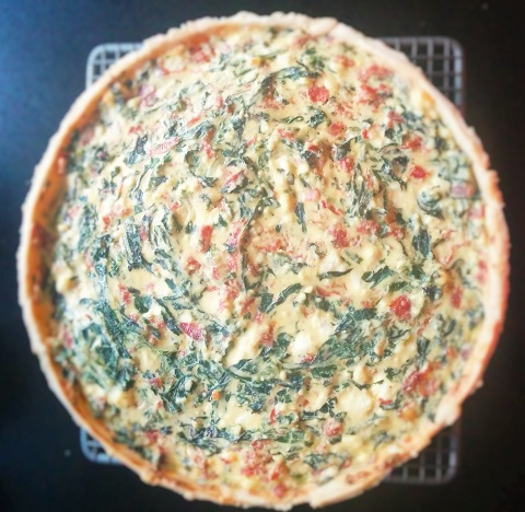 Savoury Tart With Chard