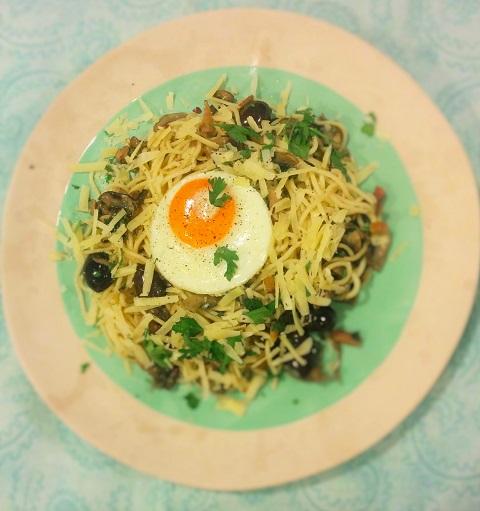 Spaghetti Eggcetera