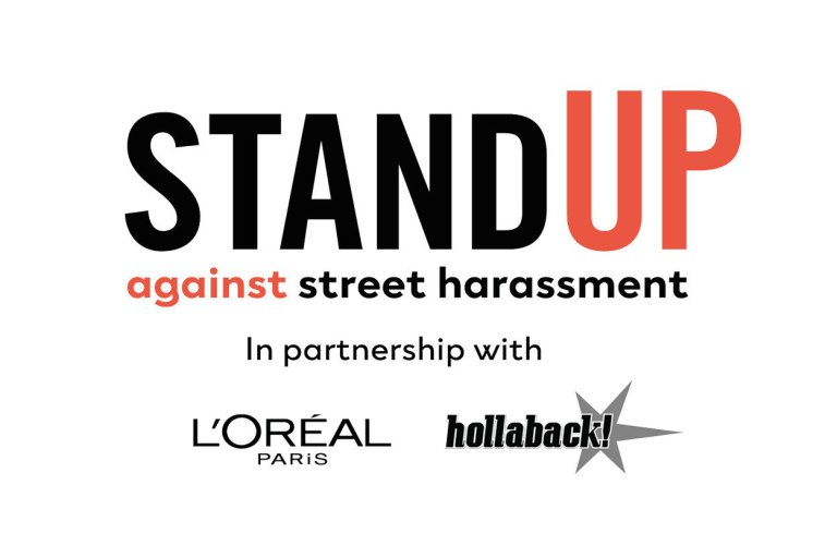 Stand Up Against Street Harassment