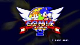 Sonic Jam – Sonic 2