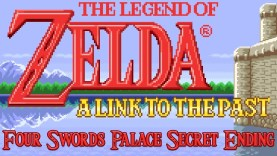The Legend of Zelda: A Link to the Past – GBA Version