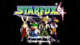 Star Fox 64 – Hard Path