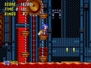 The Culprit Sonic The Hedgehog 2 Genesis Resource Retro Game Resource