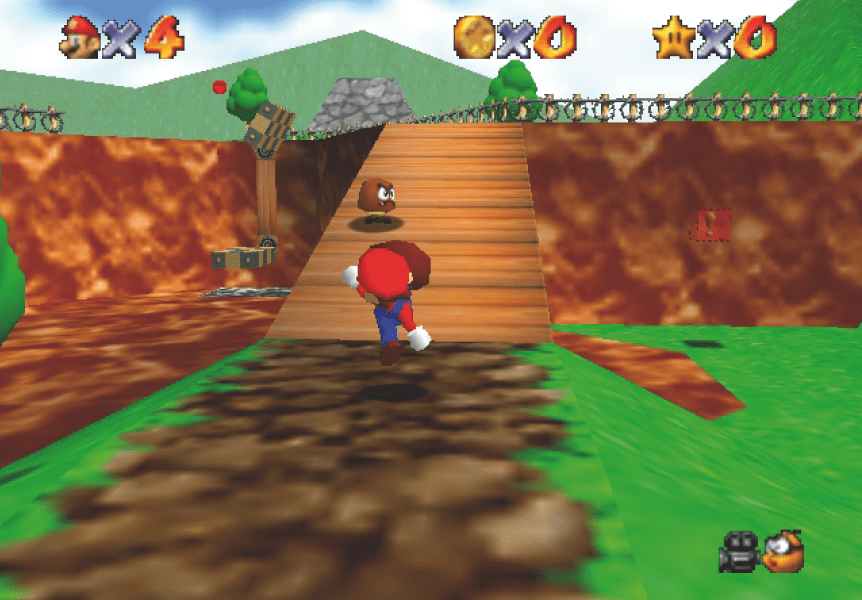 Top Ten N64 Games   Retro Gamer ario 64