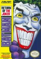 batman return of the joker nes box art front cover