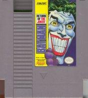 batman return of the joker nes cartridge