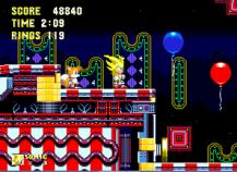 sonic the hedgehog 3 genesis screenshot 2