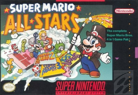 super mario all stars snes box art front cover