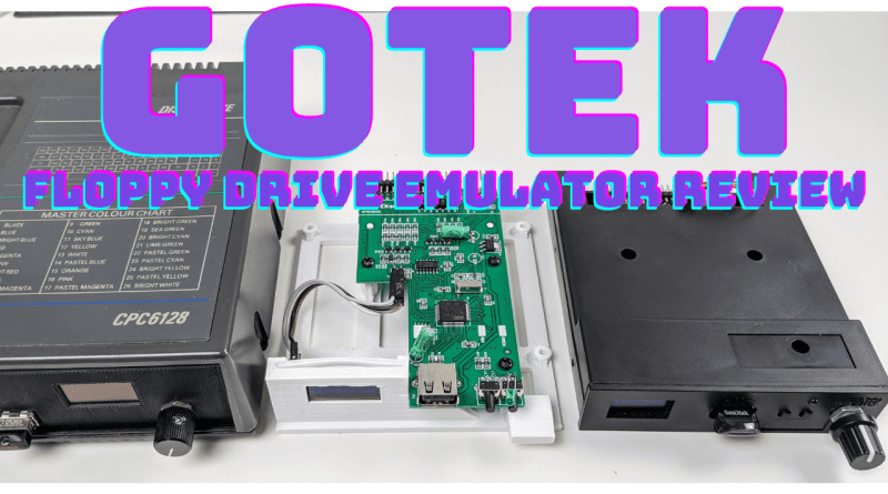 Gotek Floppy Emulator Review