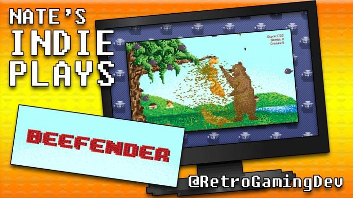 BeeFender for PC – Nate's IndiePlays