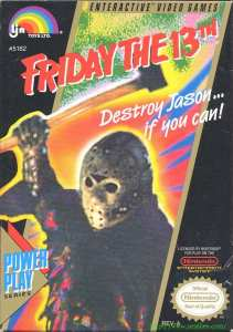 Friday the 13th on NES
