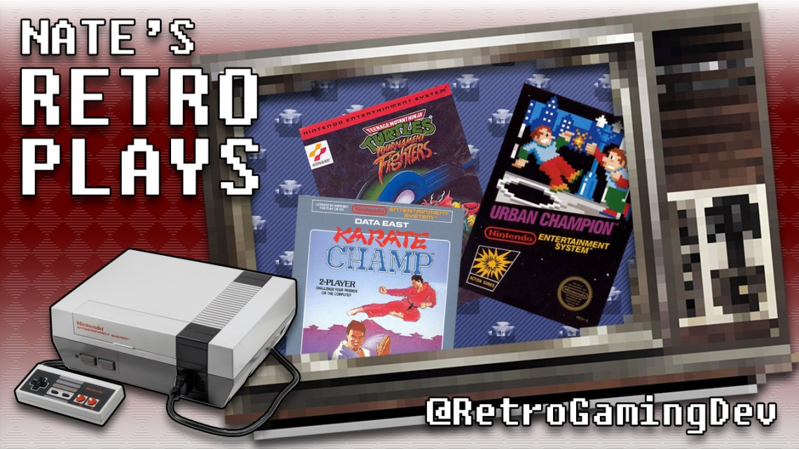 Fighting Games on the NES