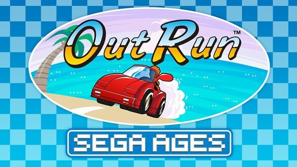 OutRun on the Switch (SEGA AGES)