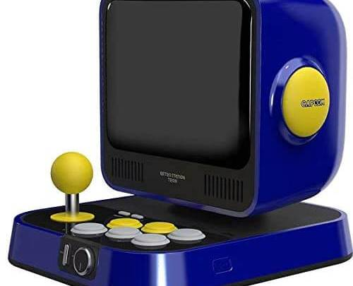 Another Mini-Arcade Enters the Arena!