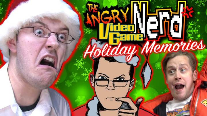 AVGN Holiday Memories 2006-2020