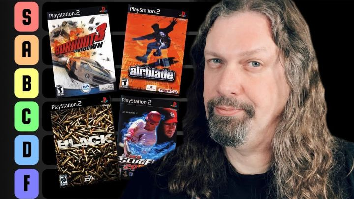 Metal Jesus Rocks Ranking & Reviewing every CRITERION PS2 Game!