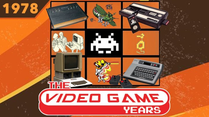 The Video Game Years 1978 – Full Gaming History Documentary