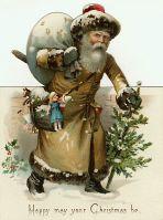 Victorian Santa Claus Images (15)