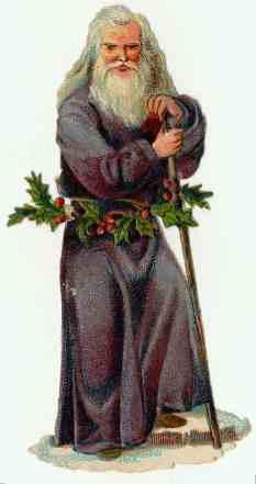 Victorian Santa Claus Images (19)