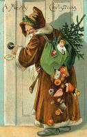 Victorian Santa Claus Images (9)